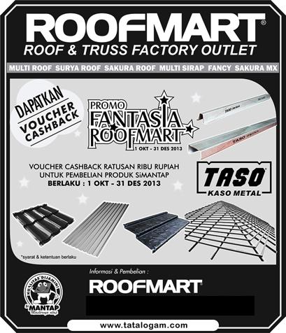 Promo Roofmart