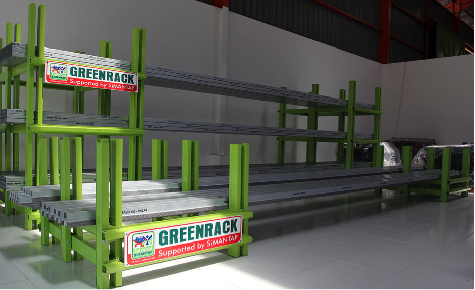 Green Rack SiMantap