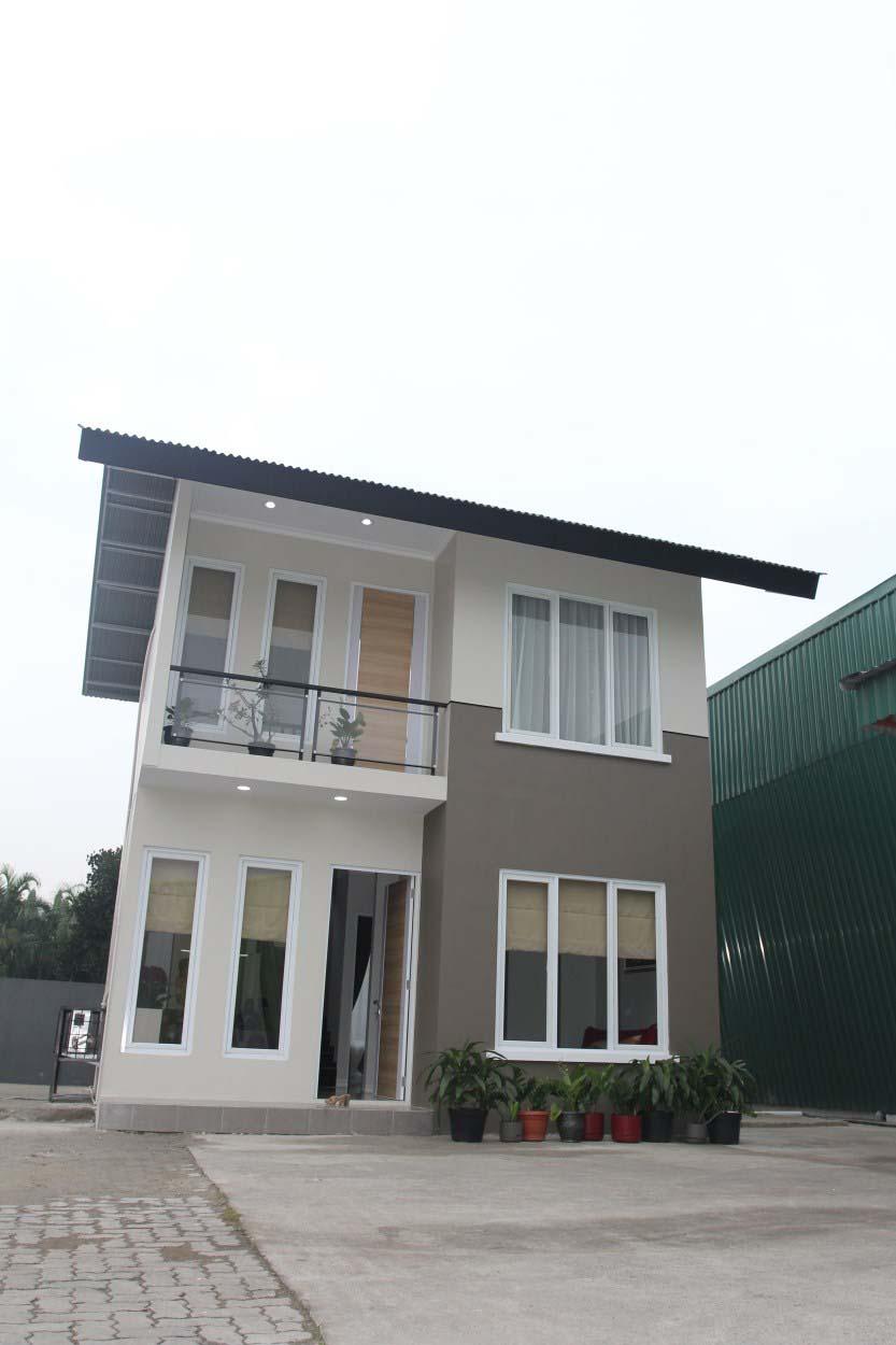 Domus 2 Rumah Permanen Instan Bertingkat Blog Tatalogam Berikut Interior
